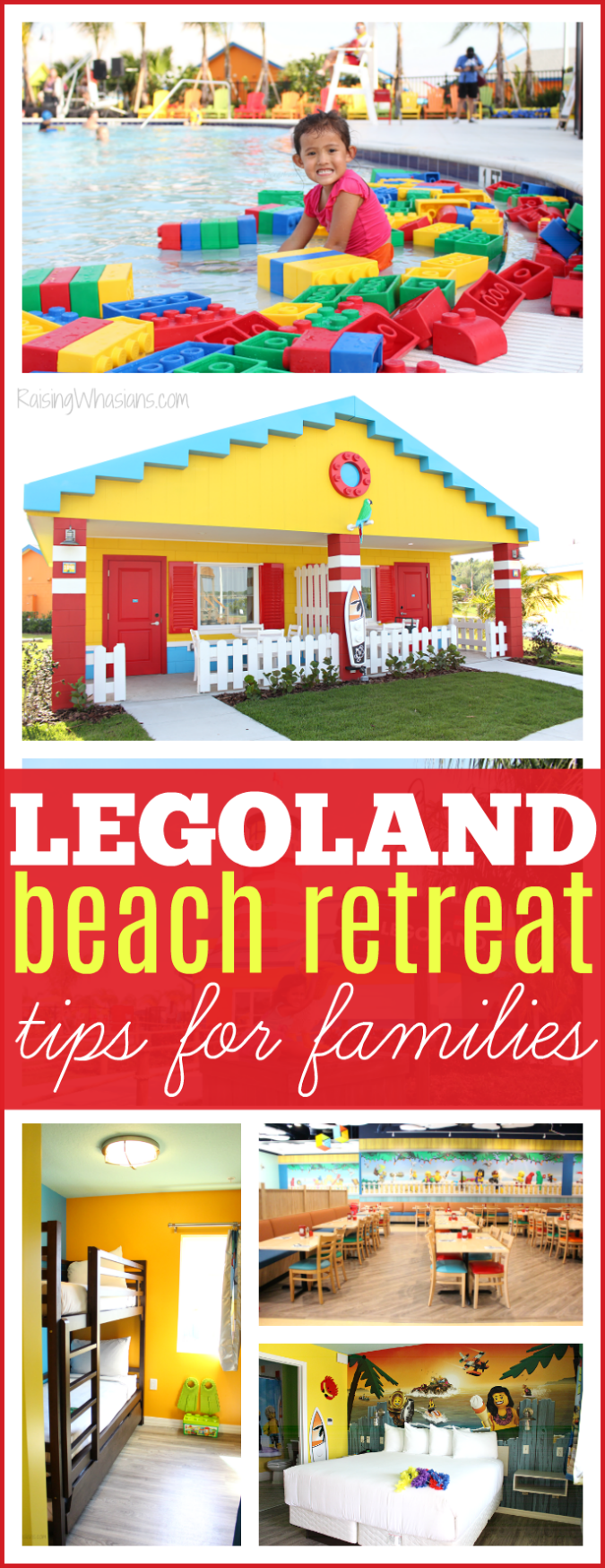 Legoland beach retreat tips pinterest