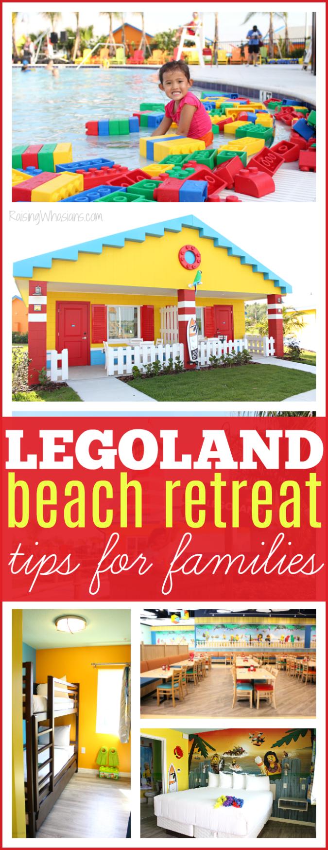 Legoland beach retreat tips pinterest