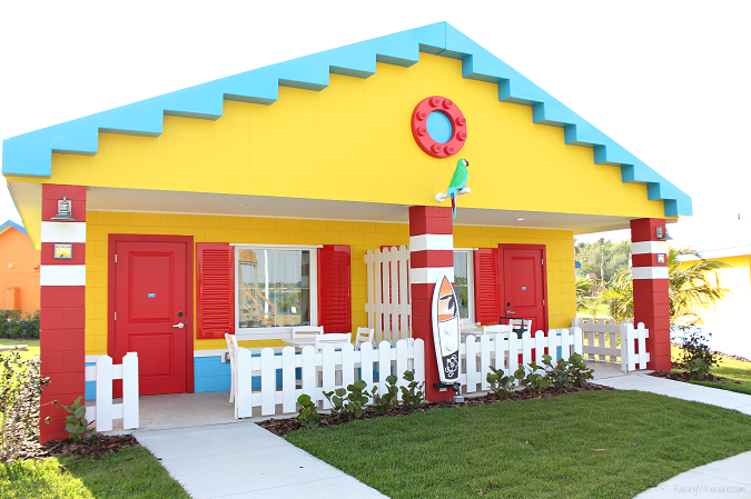 Legoland beach retreat tips
