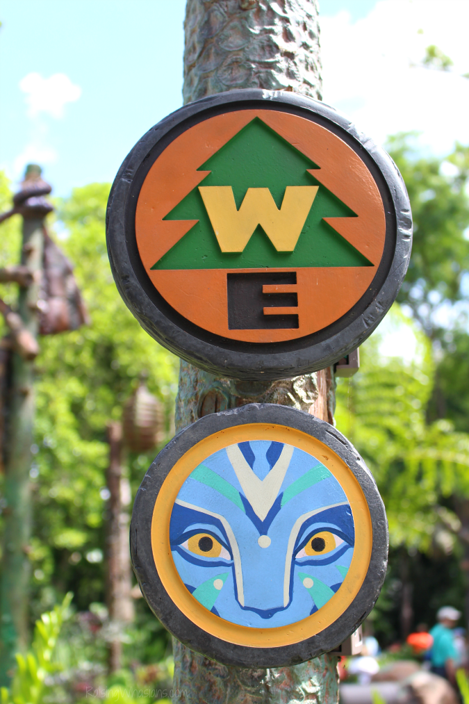 Pandora wilderness explorers badges