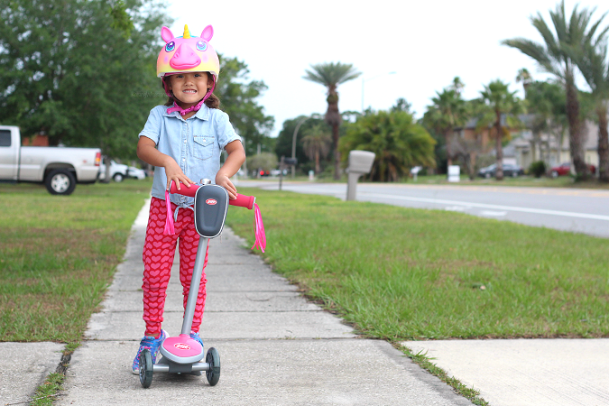 Radio flyer build-a-scooter review