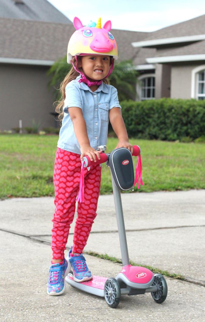 Radio flyer scooter review girls