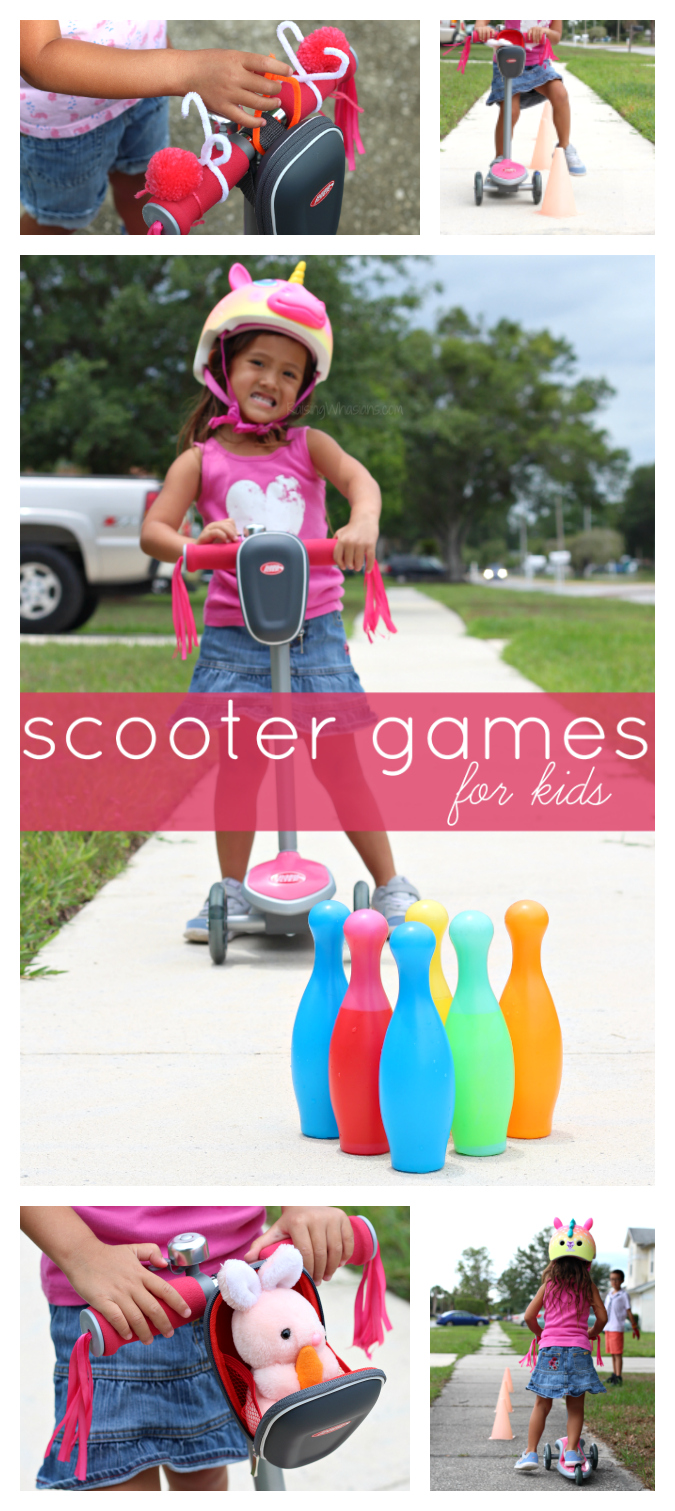 Scooter games pinterest