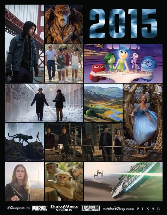 2017 Disney movies list