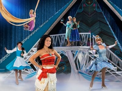 2017 Orlando Disney on ice coupon code