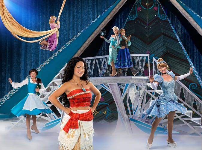 Disney on ice discount coupons