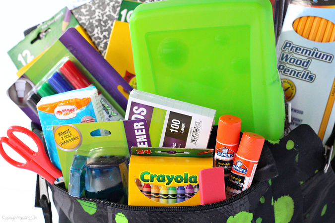 Back-to-school coupon family dollar