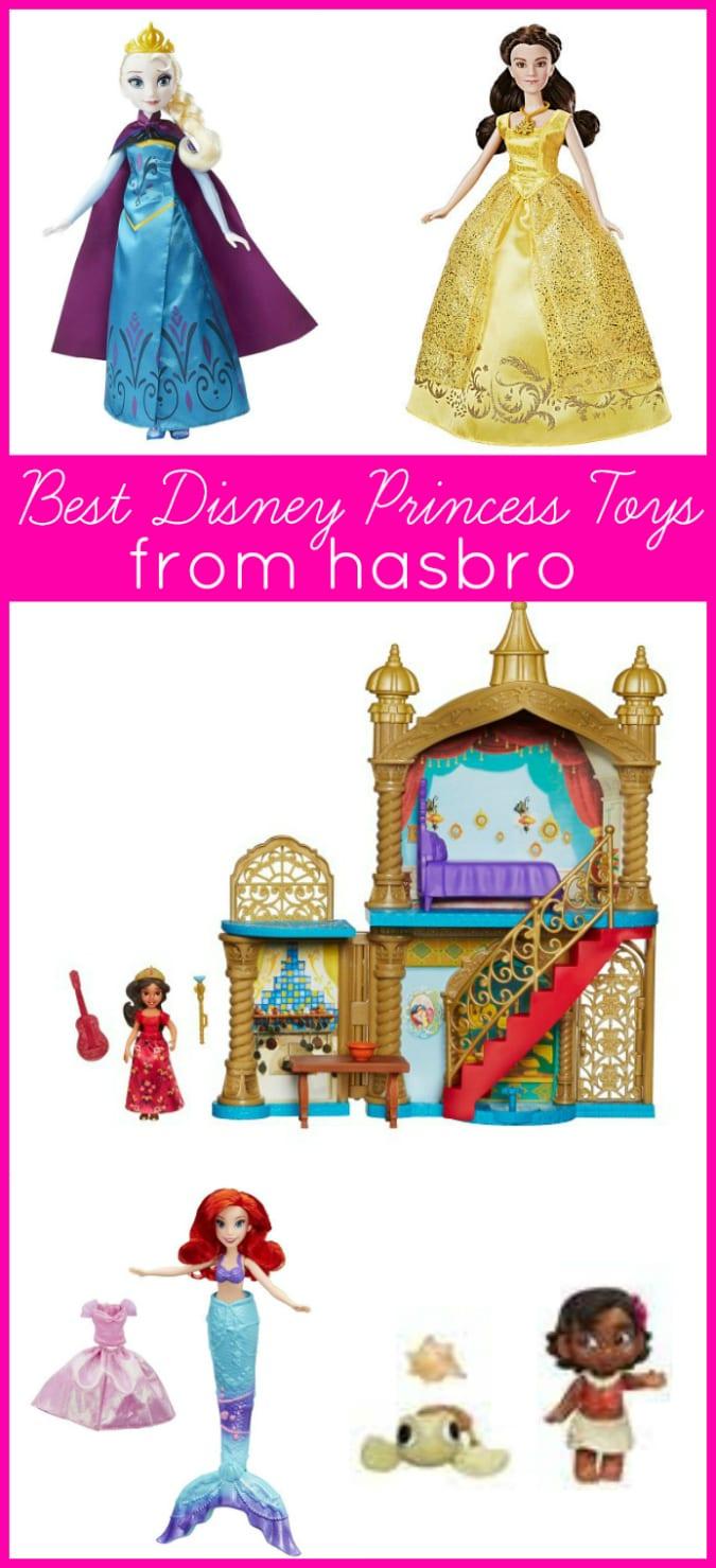 Best Disney Princess Toys for Summer - Raising Whasians