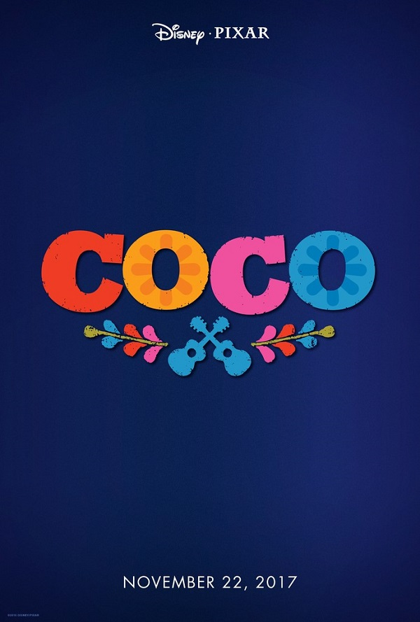 Disney coco teaser poster