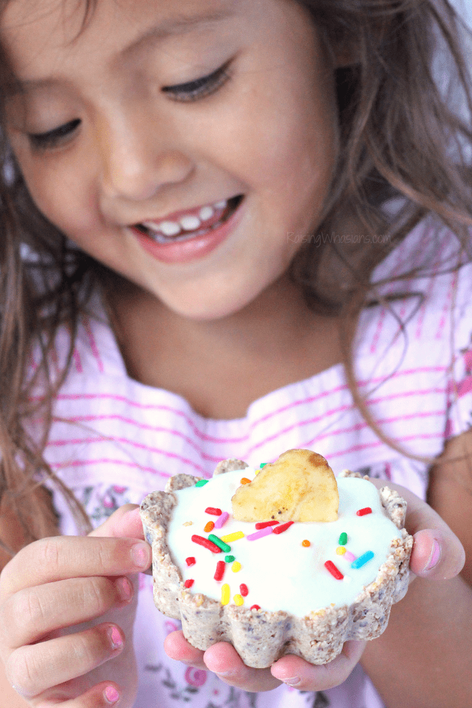 Kids breakfast tarts