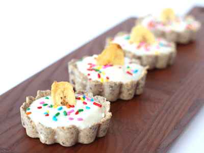 No bake breakfast tarts for back to school