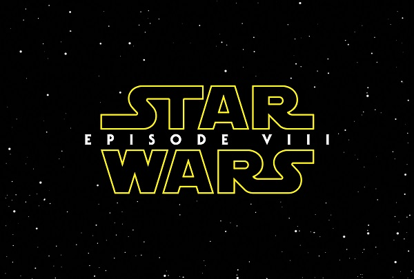 Star Wars VIII logo