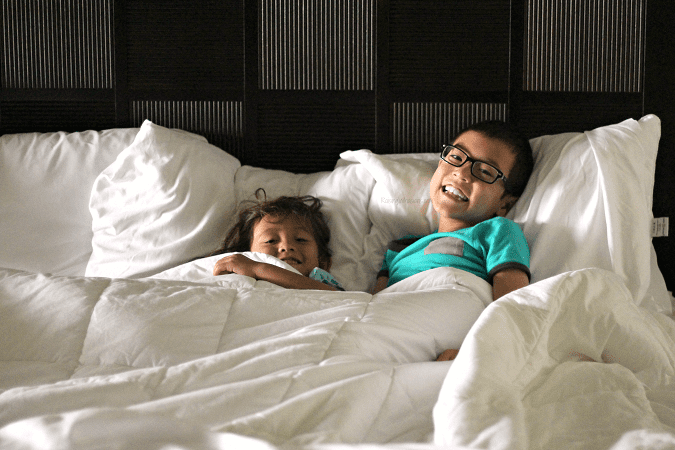 Bedtime tips for parents
