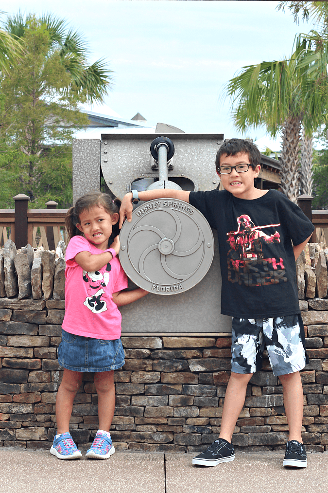 Disney springs for kids