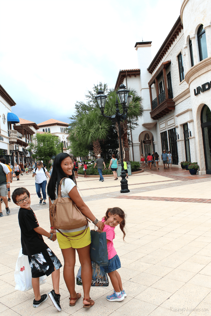 Disney springs shopping best tips back to school