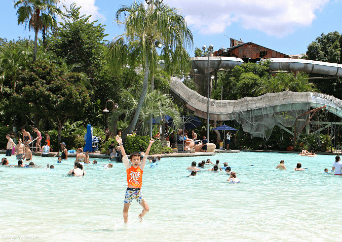 Family travel tips typhoon lagoon