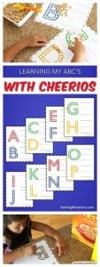 Free printable ABC worksheets pinterest