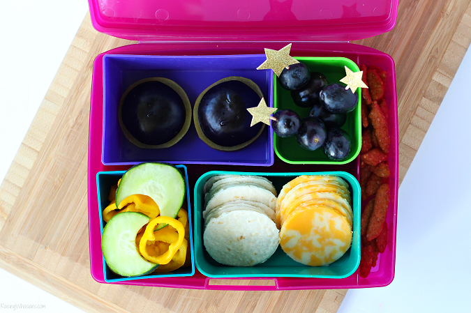 Galaxy lunchbox ideas