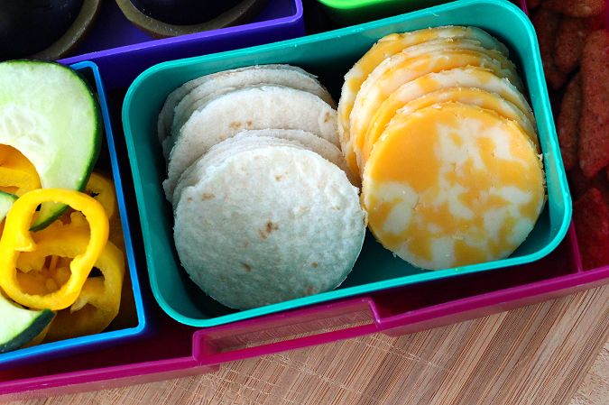 Solar eclipse kids lunch ideas