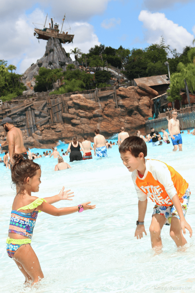 Typhoon lagoon for kids tips