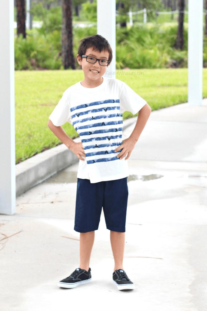 Uniqlo Disney kids fashion