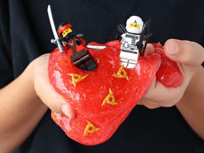 Easy LEGO NINJAGO slime