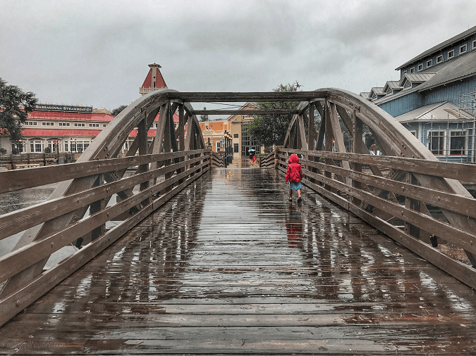 What to expect when you stay at a Disney hotel during a hurricane
