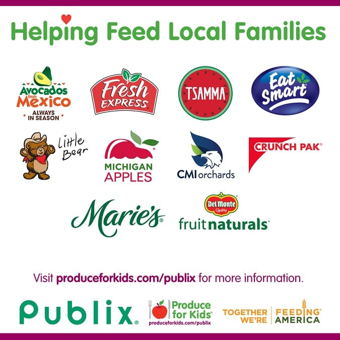2017 produce for kids give back campaign