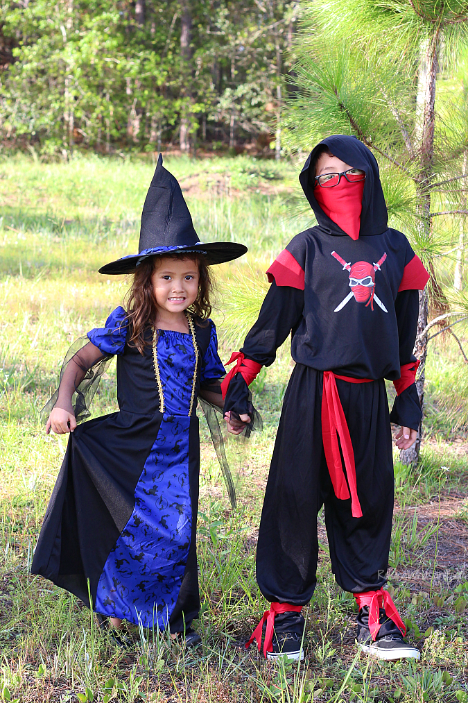 Affordable kids costumes