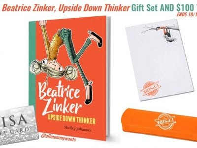 Disney's Beatrice Zinker book