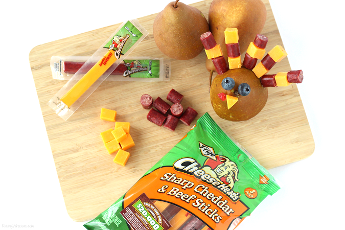 Frigo cheese heads snacking combos review