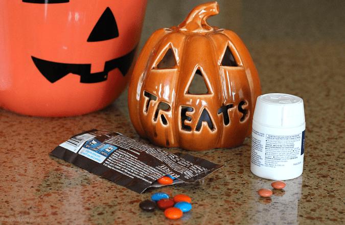 Medicine candy safety