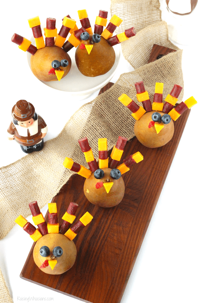 Thanksgiving appetizer for kids