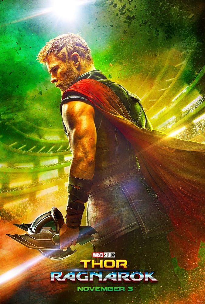 Thor Ragnarok movie review for kids