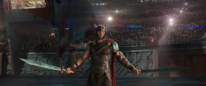 Thor Ragnarok review for kids