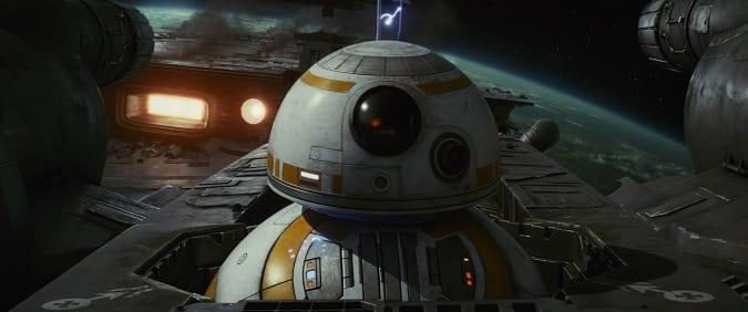 Where is BB-9E the last jedi