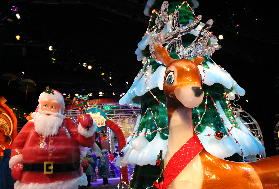 Best tips for visiting gaylord palms ice