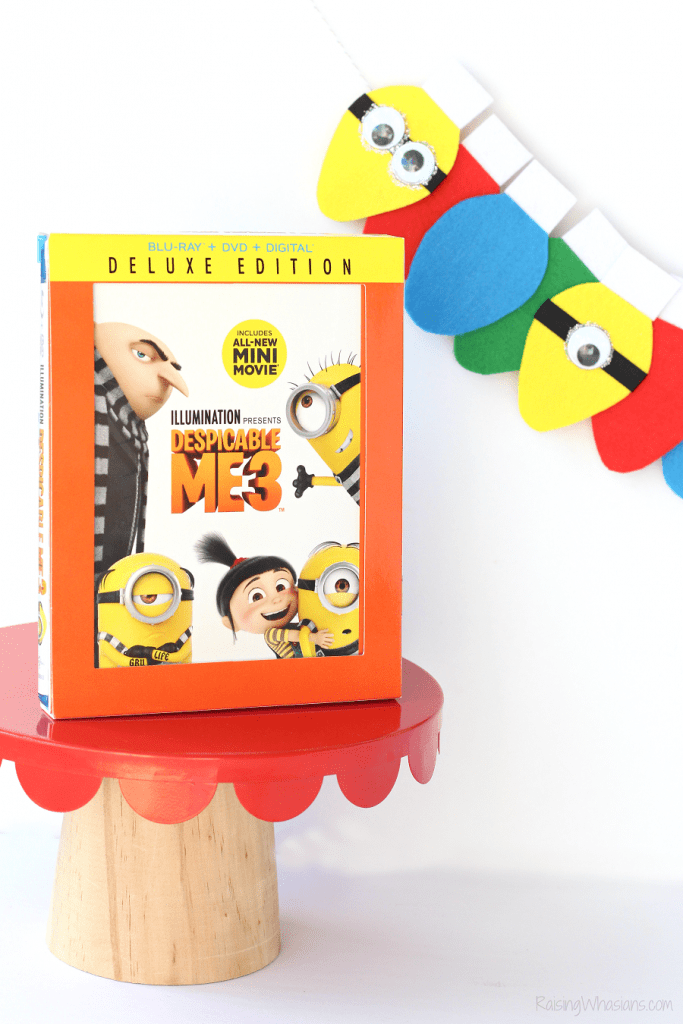 Despicable me 3 craft