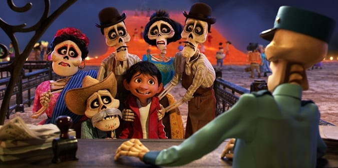 Disney coco movie review for kids