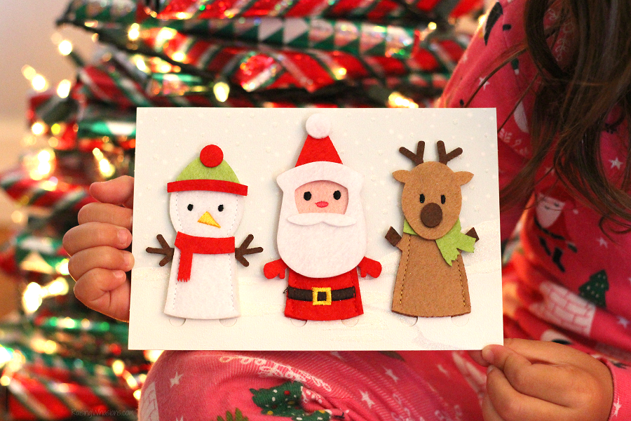 Hallmark Christmas card ideas