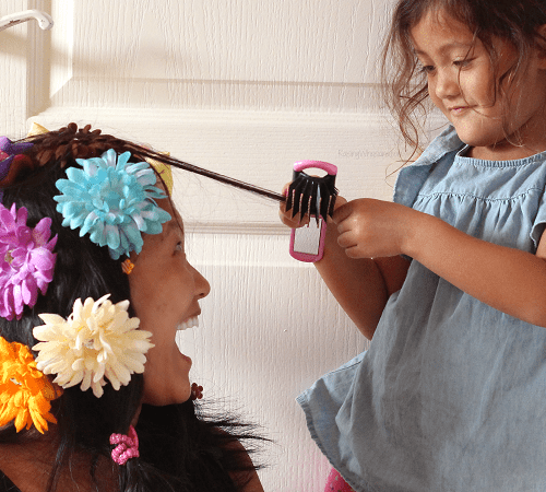 Preventing head lice at home