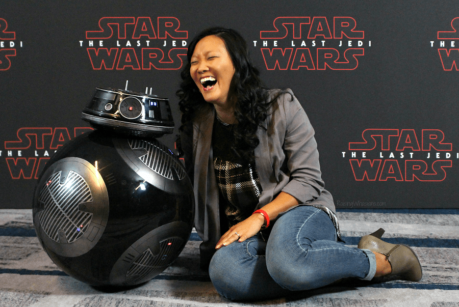 BB-9E photo opp