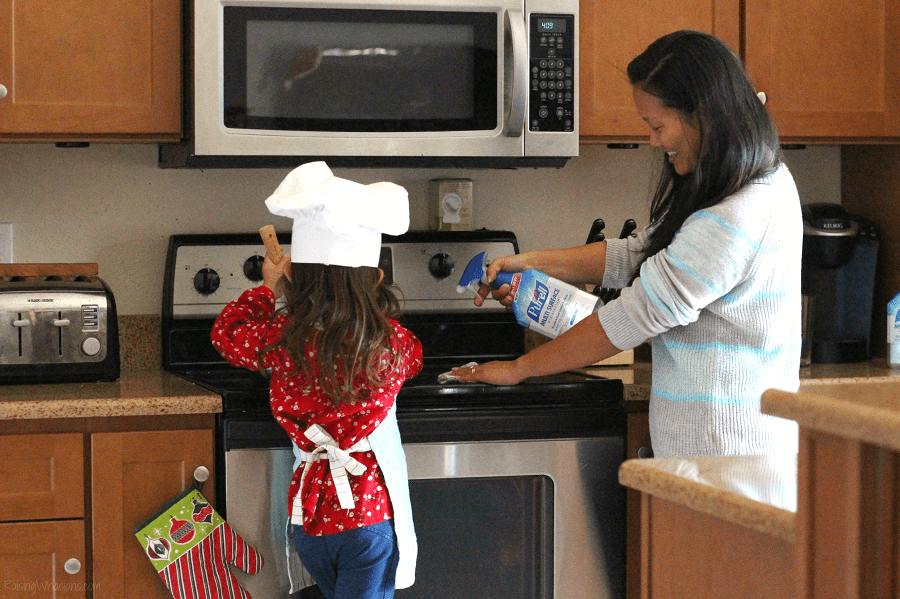 Best kitchen cleaner for kids