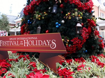 Best tips for visiting Epcot festival of the holidays