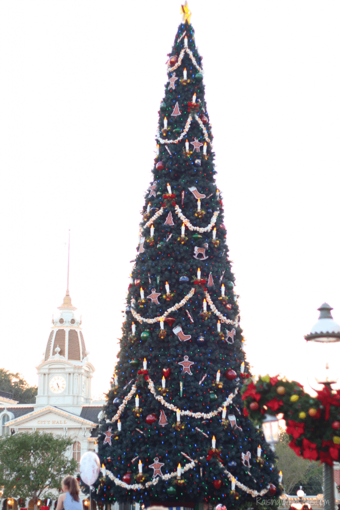 Disney holiday vacation tips