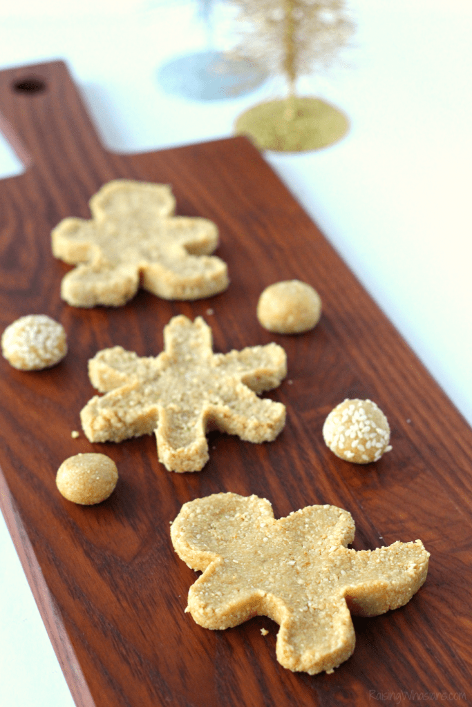 Easy Korean tea cookies