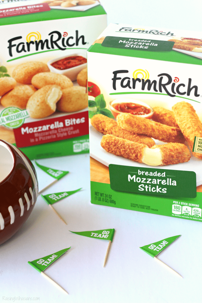 Farm rich coupon game day