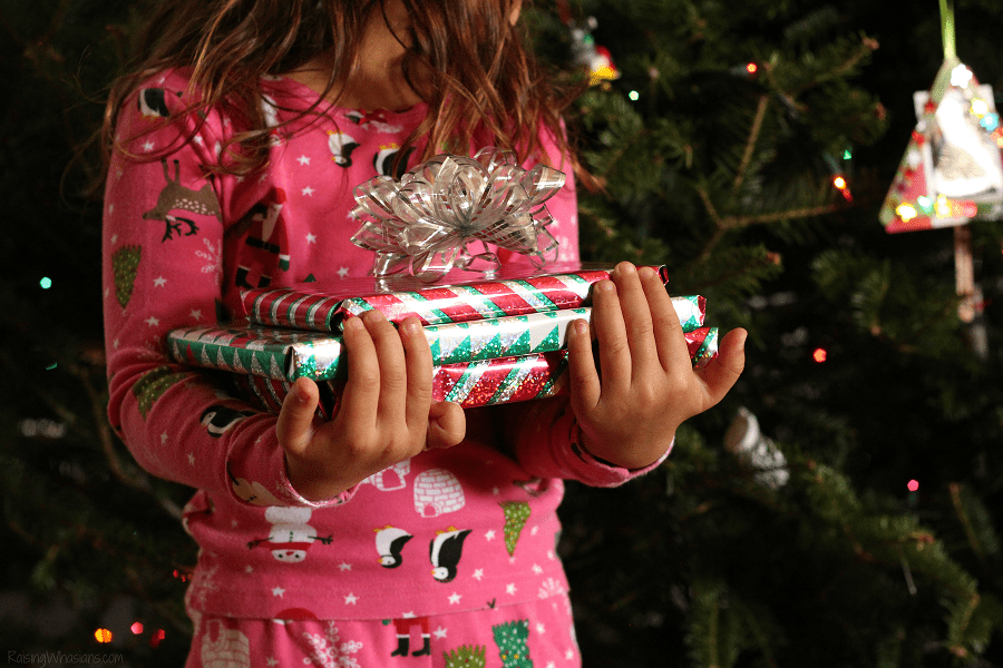 Gift ideas for kids that aren't stuff