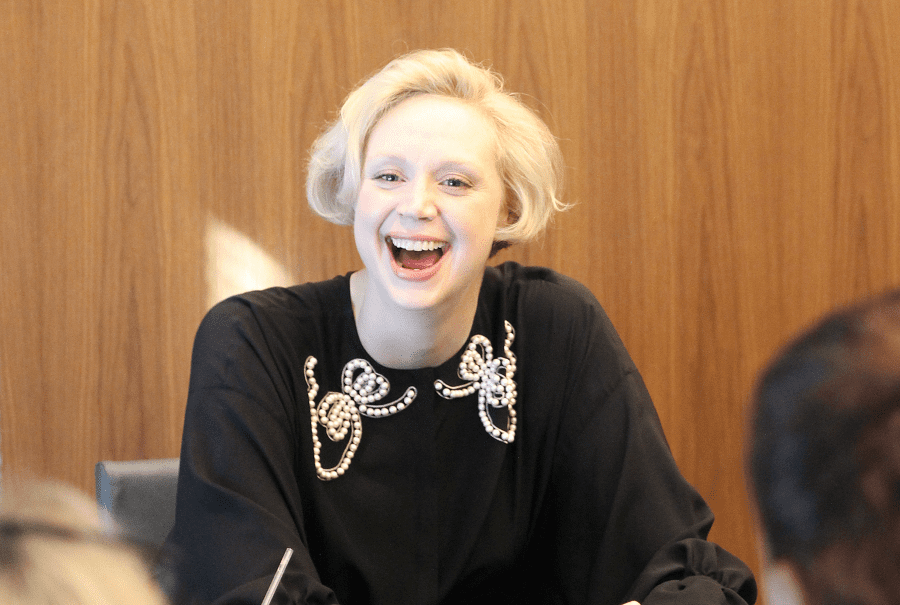 Gwendoline Christie interview star wars the last jedi