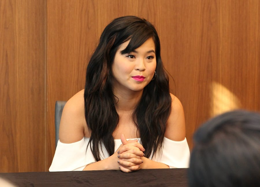 Kelly Marie Tran the last jedi interview
